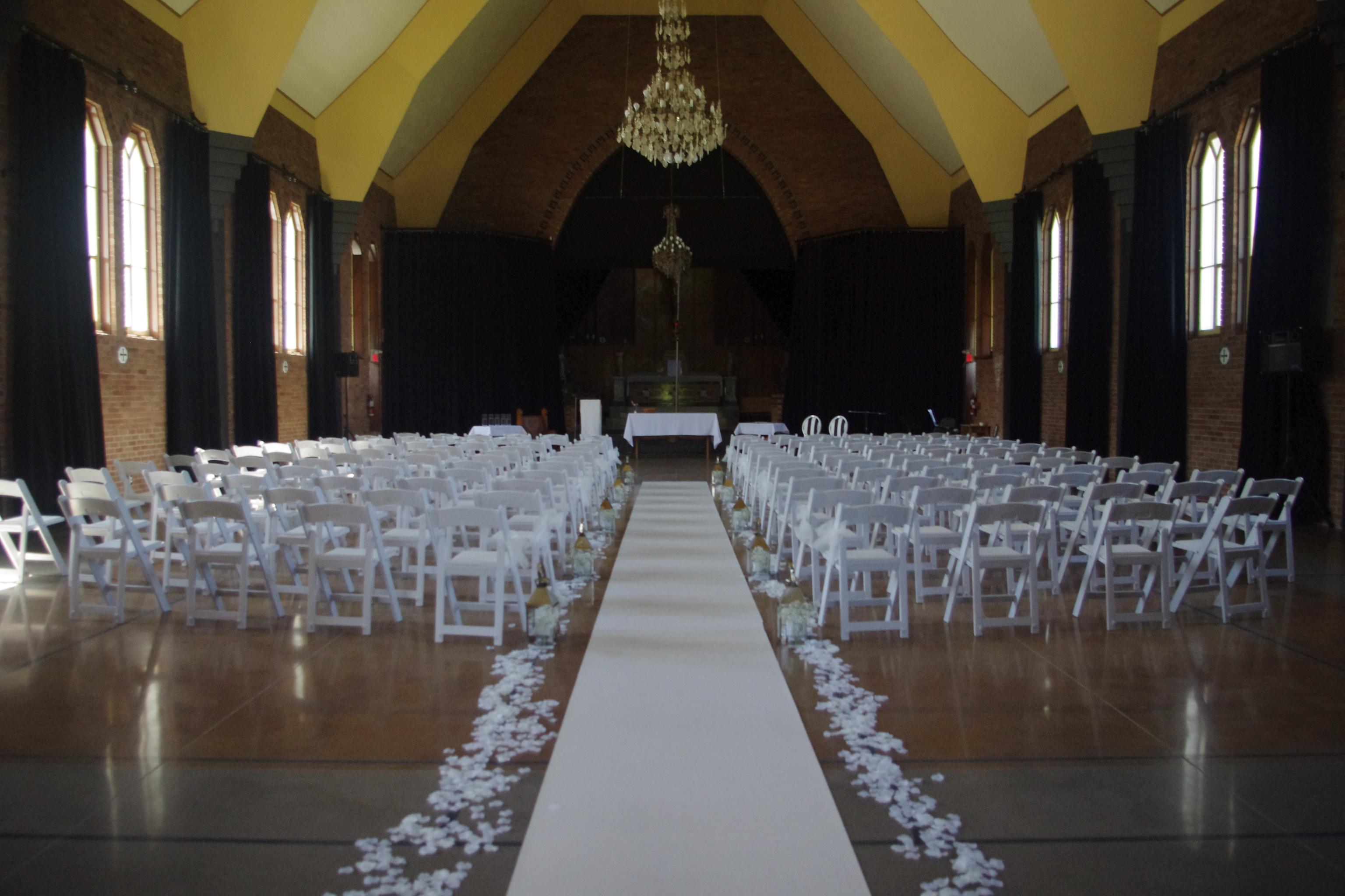 cérémonie église Espace Sophia