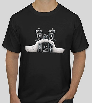"""""""Santuario"""" Unisex Shirt"""