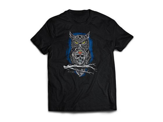 """Cráneo de Búho"" Unisex Shirt"