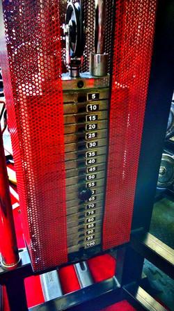 musculacion aparatos gimnasio Steel and blood 08
