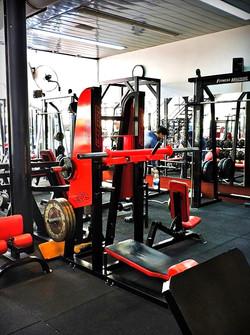 musculacion aparatos gimnasio Steel and blood 05