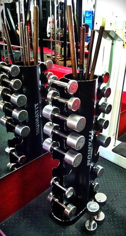 musculacion aparatos gimnasio Steel and blood 09