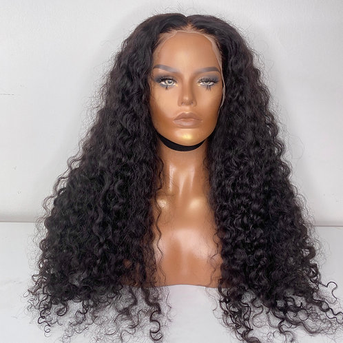 Intense Curls 13x6 HD Lace Wig (300% Density)
