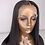 Thumbnail: Bone Straight HD Full Lace Wig