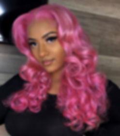 Barbie Pink Wg