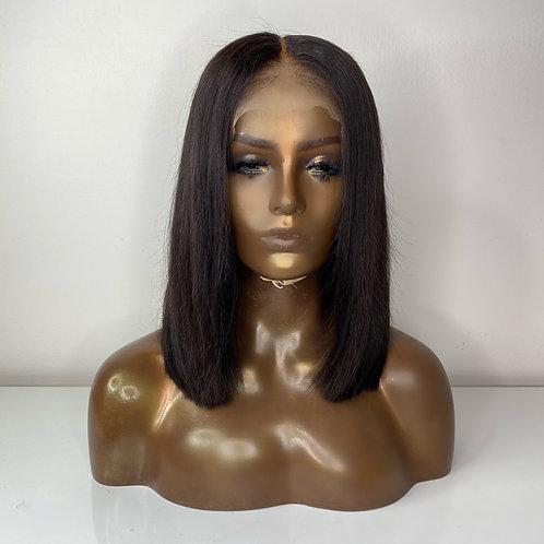 Blunt Cut Bob 13x6 HD Lace Wig