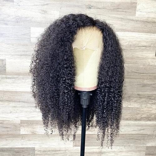 Kinky Curls 300% Density 13x6 HD Lace Wig