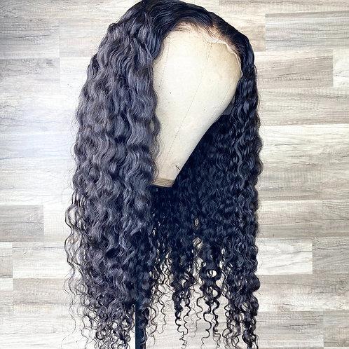Intense Curls 300% Density 13x6 HD Lace Wig