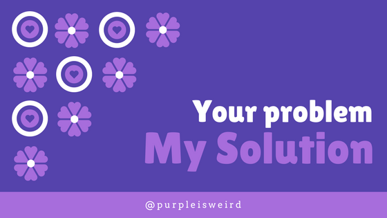 purpleisweird