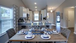 Dining/Kitchen Design