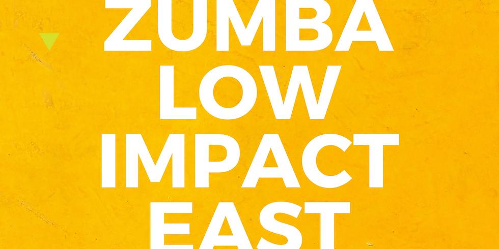 ZUMBA GLOW EAST MALLING