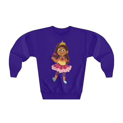 Youth Ivy Crewneck Sweatshirt