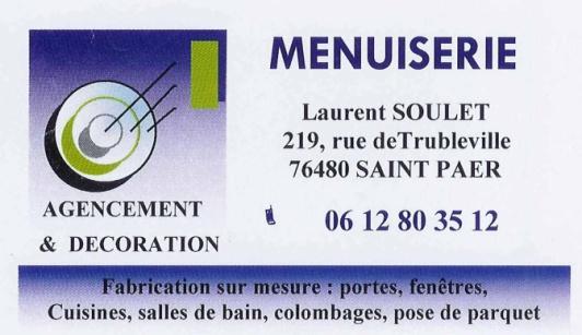 Menuiserie Soulet