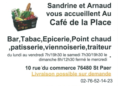 Cafe Epicerie de la Place