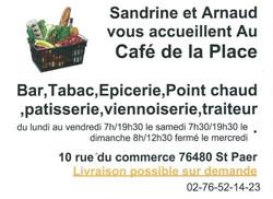 Cafe Epicerie de la Place