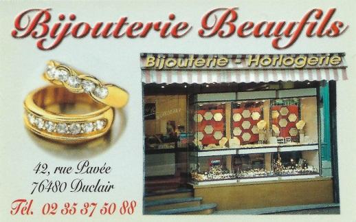 Bijouterie Beaufils