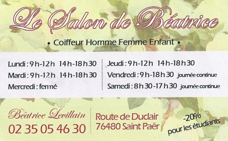 Le Salon de Beatrice