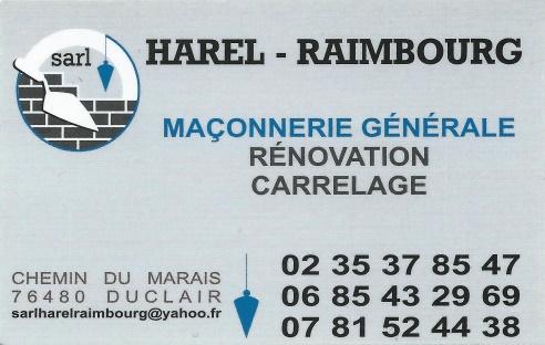 Maconnerie Harel&Raimbourg