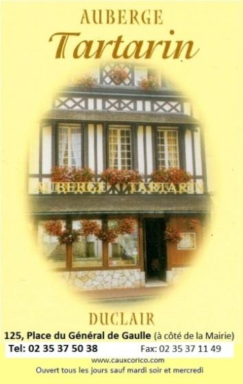 Auberge Tartarin