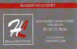 BOUCHERIE Haucourt