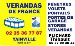 Verandas de France