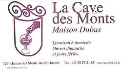 La Cave des Monts