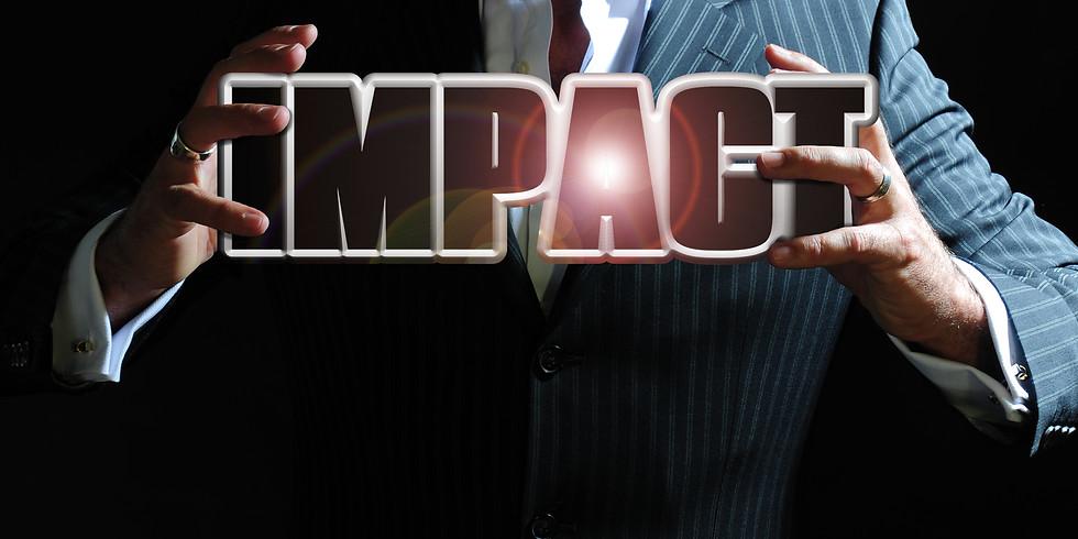 Impact - Der eindrucksvolle Auftritt