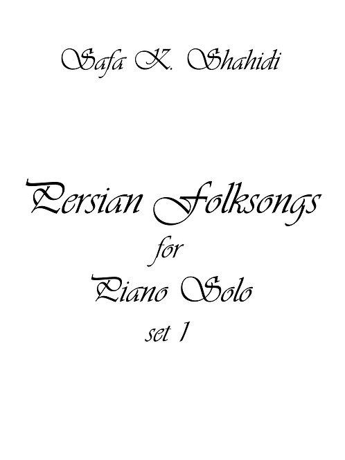 Set1: I.Come You (To Bia) II. It's Raining III. O' Leilum