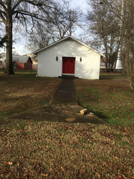 Thinnest Church in America