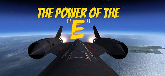 """The power of the """"e """""""