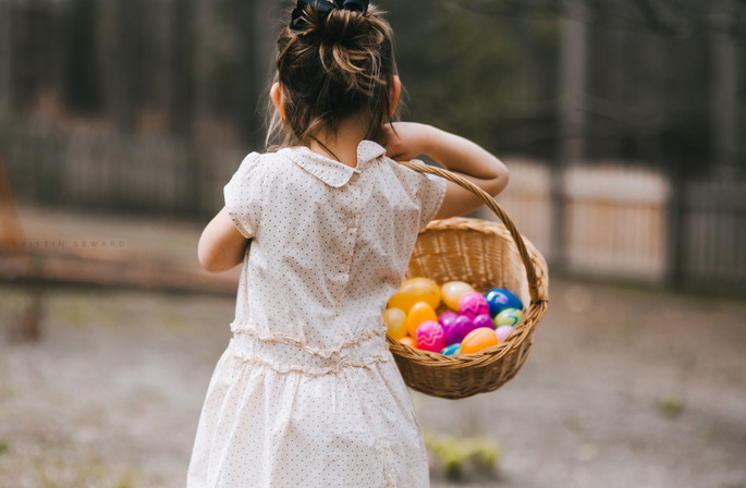 Easter Vibes.