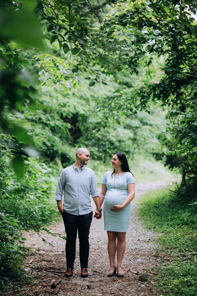Kyle & Alyssa | Maternity