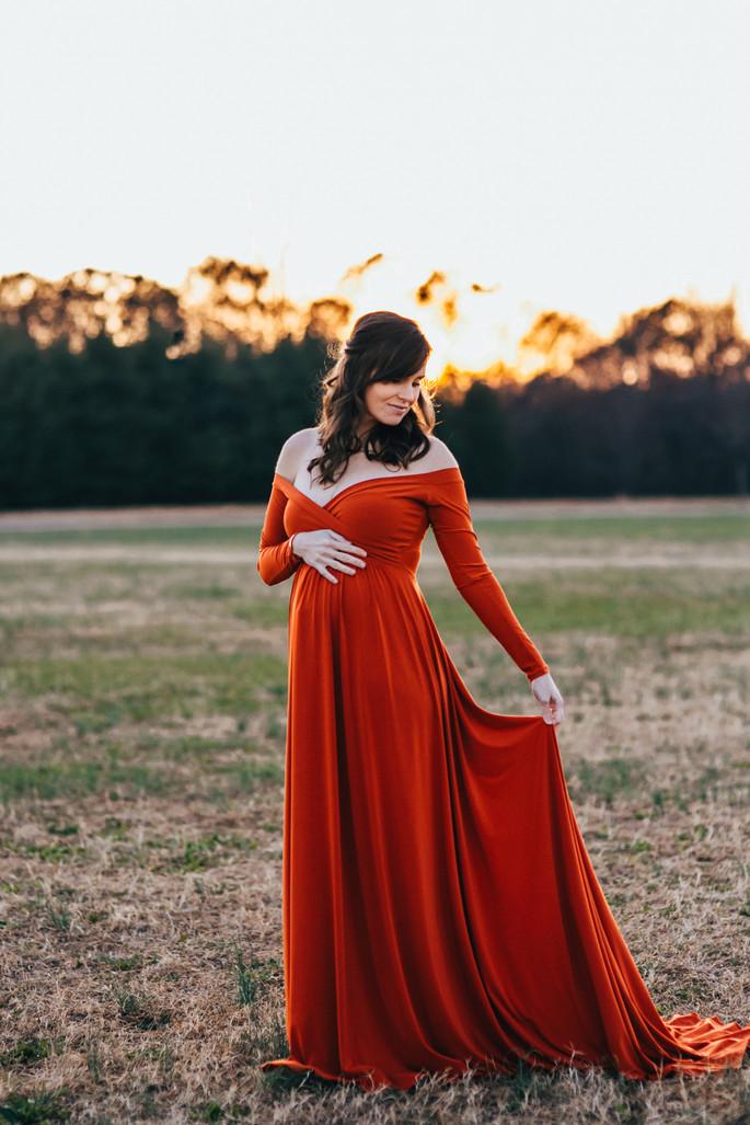 The Willis Family | Maternity