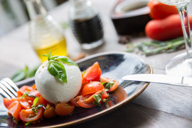 Mozzarella di Bufala (Sharing Menu, Lunc