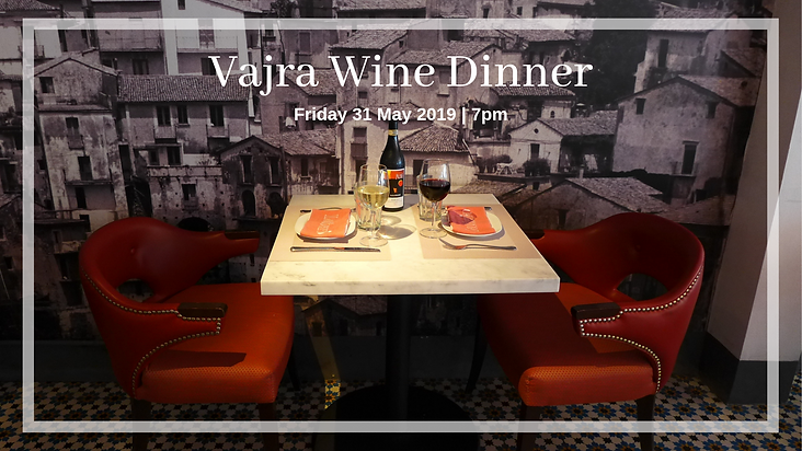 Vajra Wine Dinner Friday 31 May 2019 _ 7
