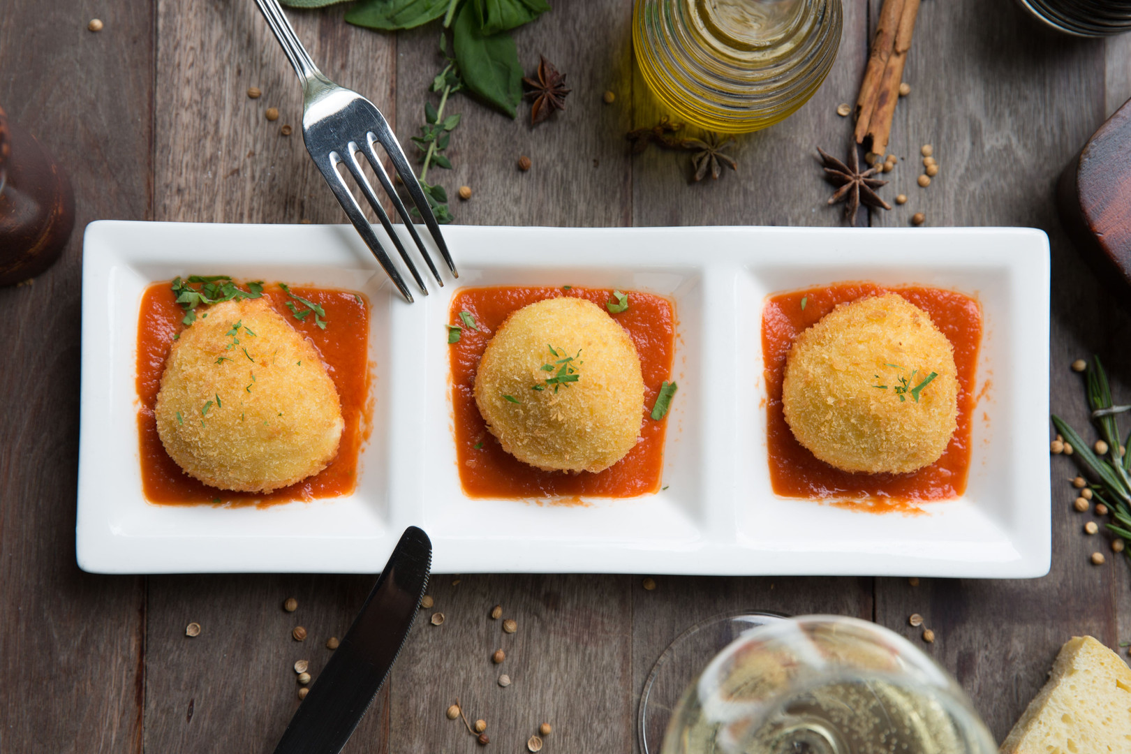 Bocconcini in Carozza (Lunch Sharing)-mi