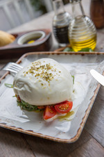Burrata Sweet Peppers_Premium Dinner sha
