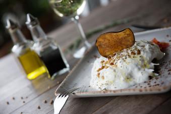 Stracciatella Eggplant 2 (event menu, lu