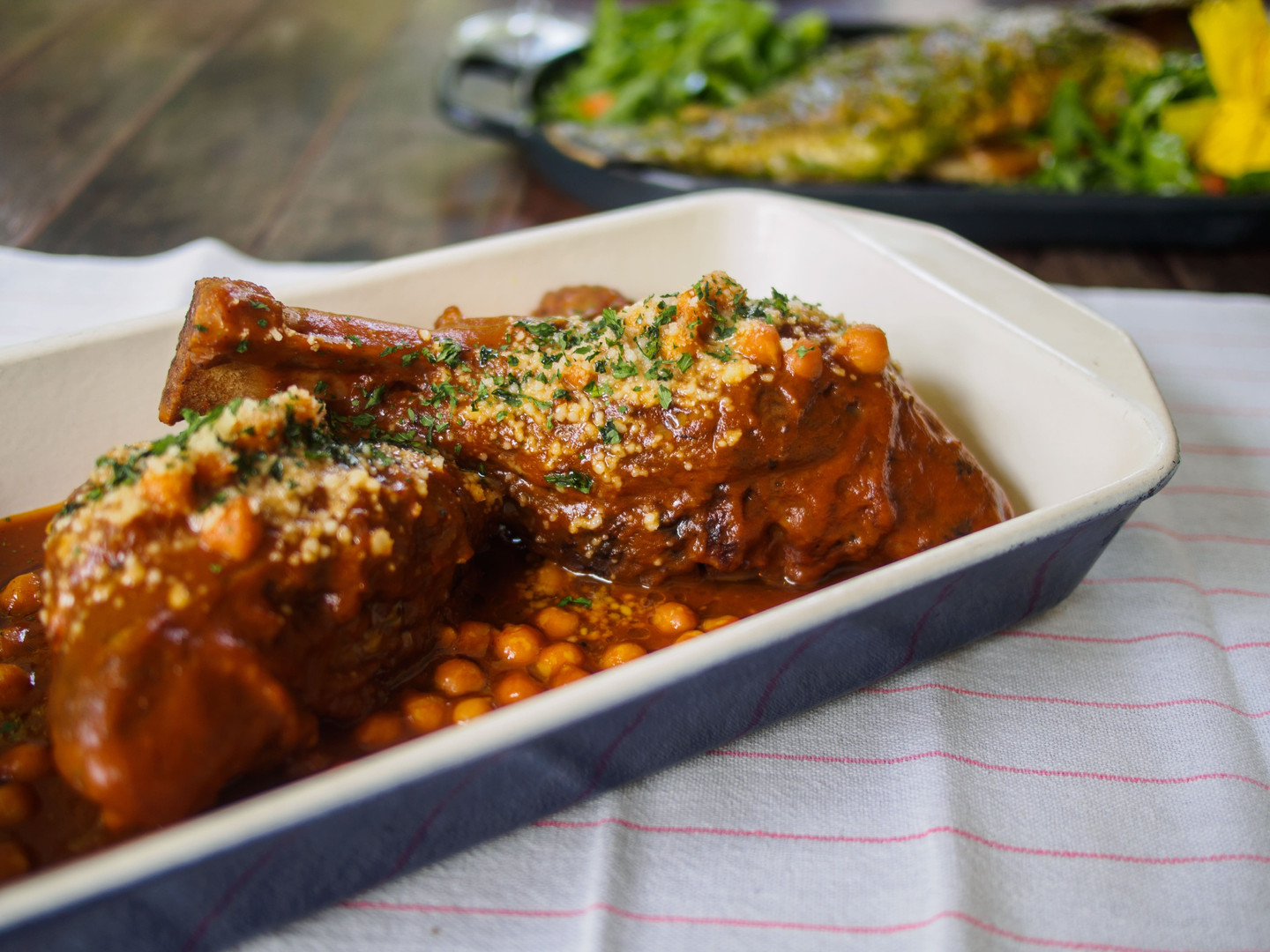 Lamb Shank w Chickpeas_(Event Menu A or