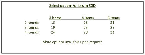 Finger Food Price.JPG