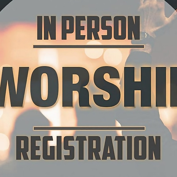 Last Names A to K Registration for April 11 Worship Gathering 3 spaces left