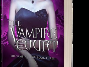 COVER REVEAL: The Vampire Court: The Vampire Debt #3