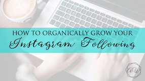Beginner Instagram Tips