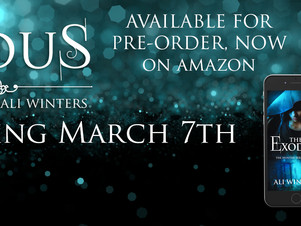 The Exodus pre-order is up!