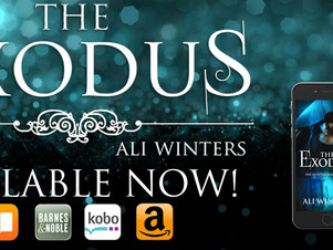 NEW RELEASE - The Exodus!