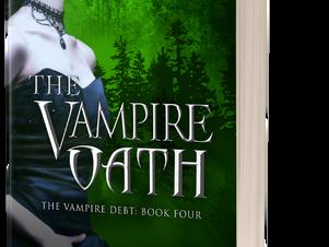 COVER REVEAL: The Vampire Oath: The Vampire Debt #4