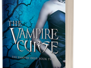 COVER REVEAL: The Vampire Curse: The Vampire Debt #2