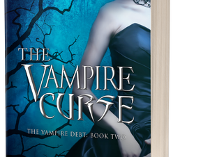 COVER REVEAL: The Vampire Curse: The Vampire Debt #2