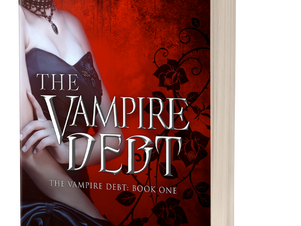 THE VAMPIRE DEBT COVER REVEAL!