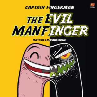 THE EVIL MANFINGER is OUT!